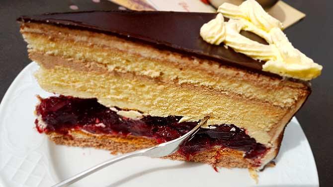 Cafe Konditorei Rothe Schwerin Torte