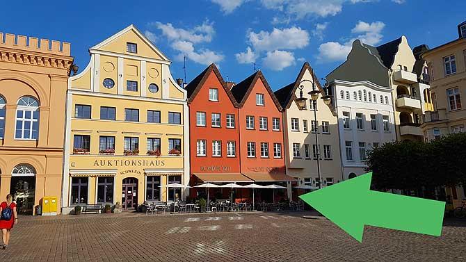 Cafe Konditorei Rothe Schwerin Marktplatz