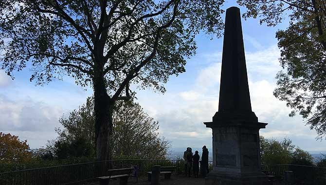 Lousberg Obelisk