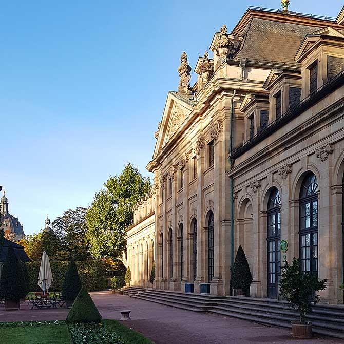 Orangerie Fulda im Schlossgarten