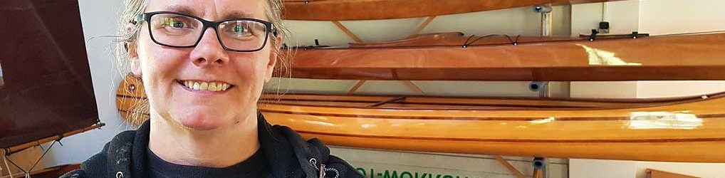 Die Bootsbauerin von Usedom