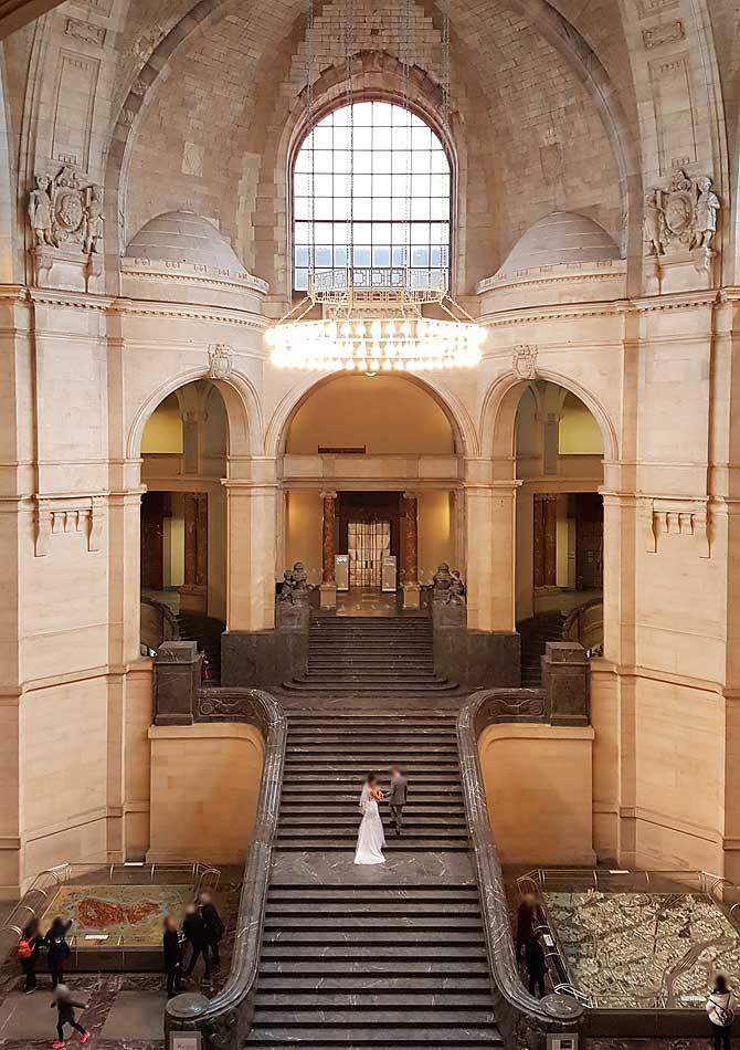 Hochzeit im Neuen Rathaus zu Hannover