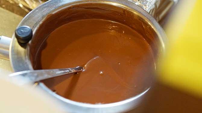 Leckere Maya-Schokolade