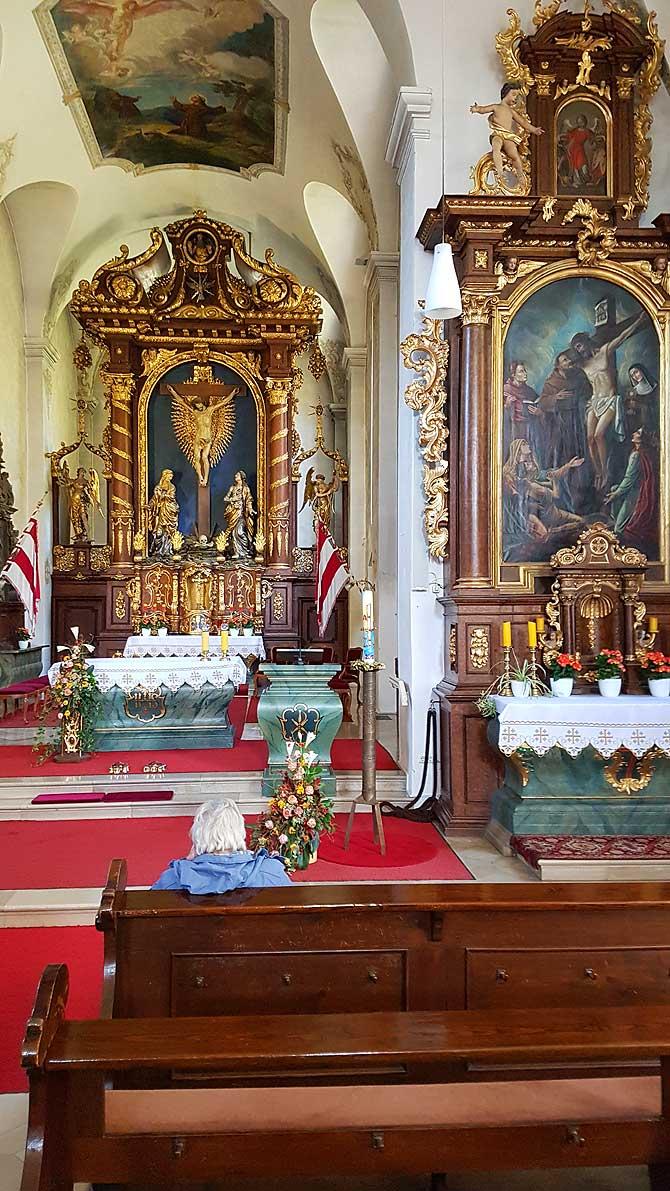 Kloster Kreuzberg Kapelle