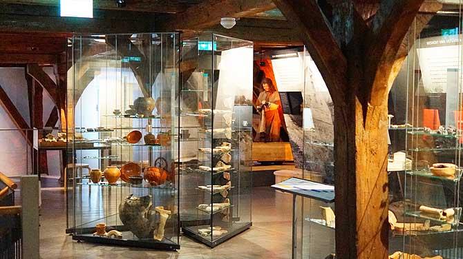 Bereich Archäologie