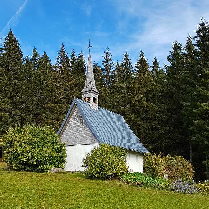 Martinskapelle bei Furtwangen