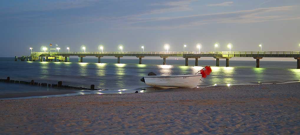 Insel-Urlaub an der Ostsee