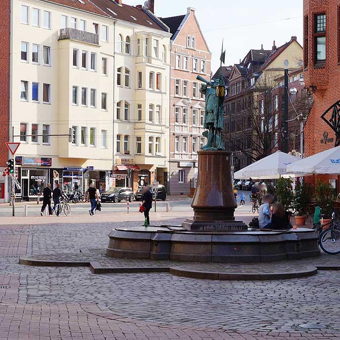 Marktplatz Linden