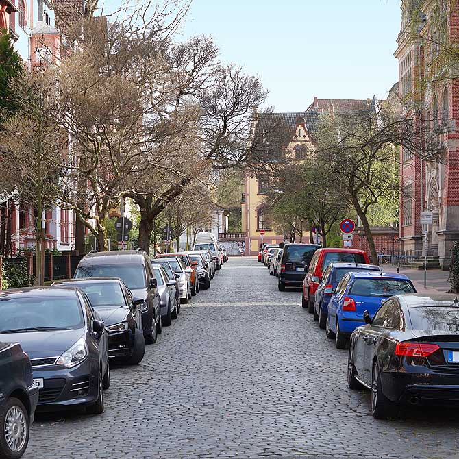 Haha, Linden-Straße