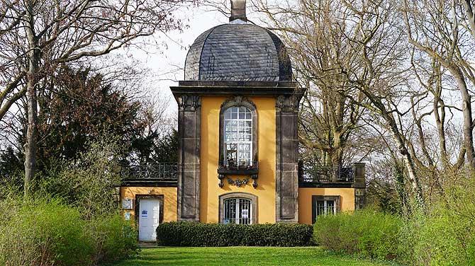 Küchengarten Pavillon Lindener Berg Hannover
