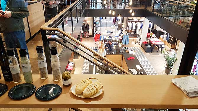 Marco Polo Concept Store in Heringsdorf