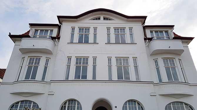 Strandvilla Imperator in Bansin