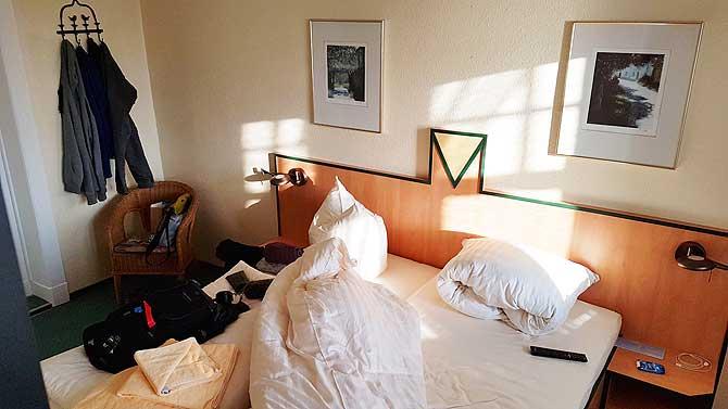 Hotel Imperator in Bansin
