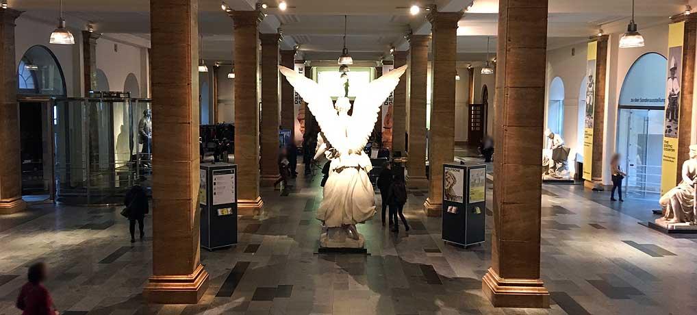 Das Deutsche Historische Museum ist ein sehr beliebtes Museum in Berlin