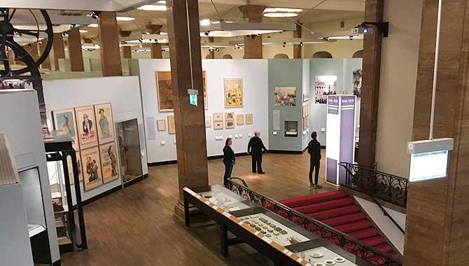 Ausstellung im DHM