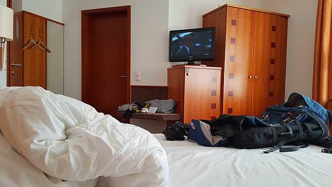 Seehotel Zimmer