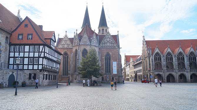 St. Martinikirche in Braunschweig