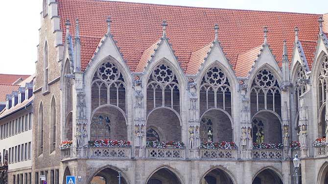 Braunschweiger Altstadt Rathaus