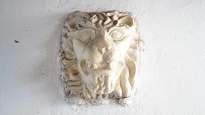 Abbild des Löwen