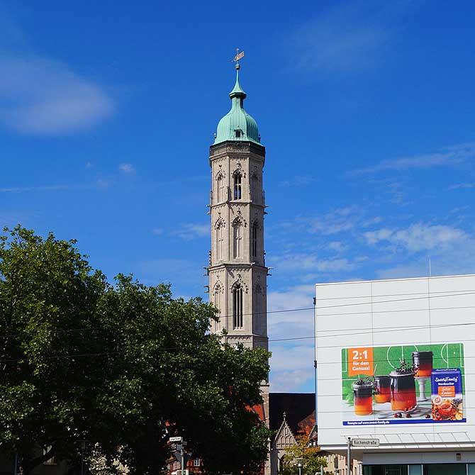Kirchturm St. Andreas Kirche Braunschweig