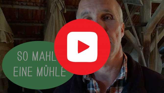 Lothar von der Speiermühle Hemmighausen im Interview