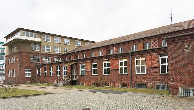 Ehemaliges Stasigefängnis in Berlin