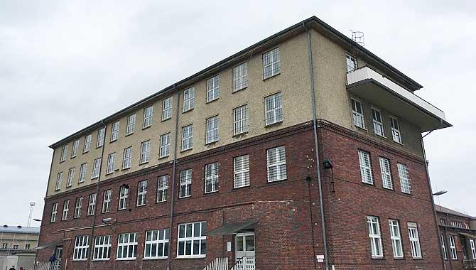 Altes Gefängnis Hohenschönhausen