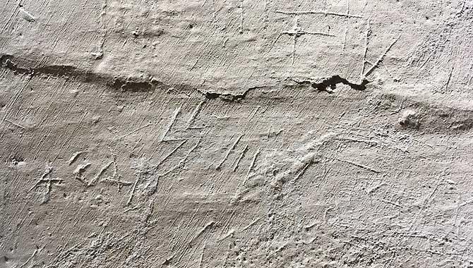 Wandmalereien im Knast