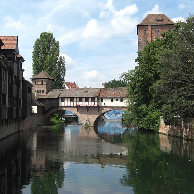 Nürnbergs Klein Venedig
