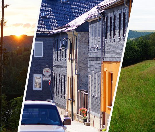 Urlaub im Schiefergebirge