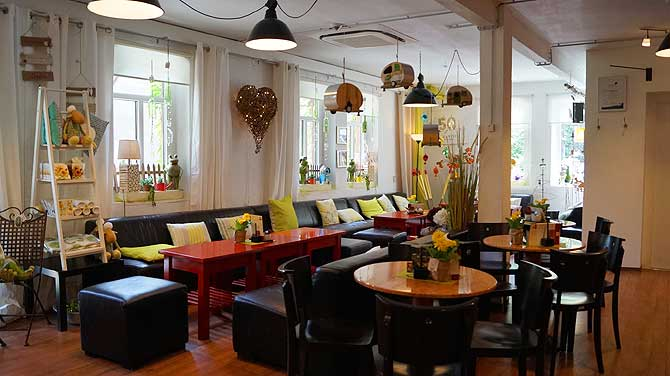 Cafe Lauenstein