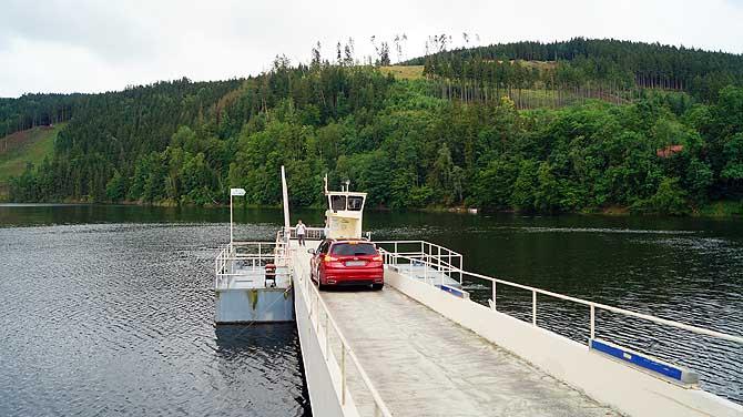 Autofähre Linkenmühle