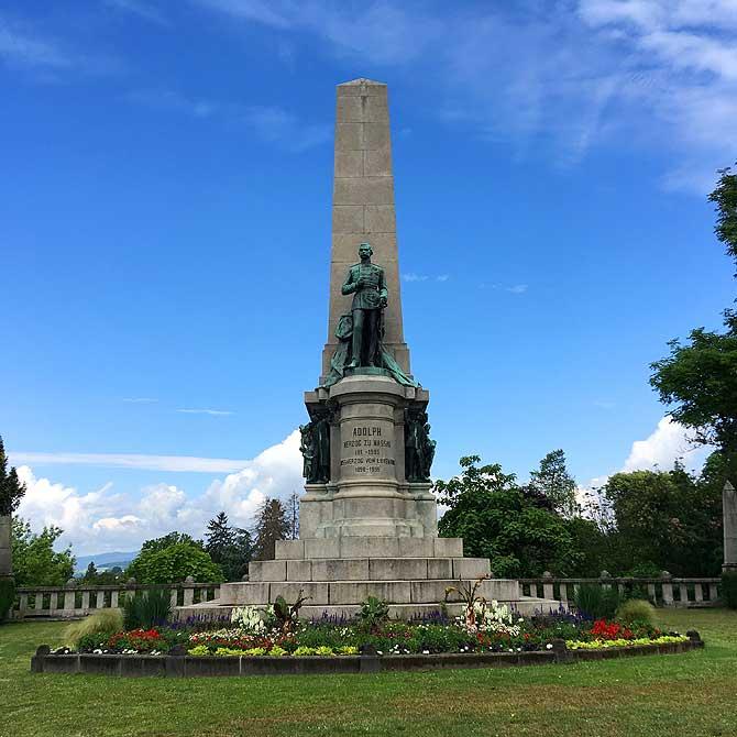 Landesdenkmal WIesbaden Biebrich
