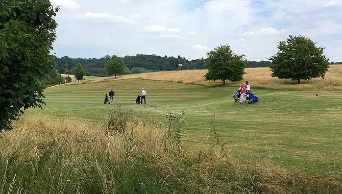 Golfanlage Düsseldorf Grafenberg
