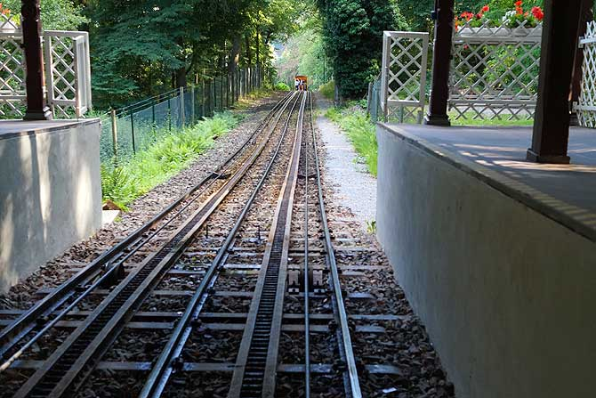 Bergstation Nerobergbahn