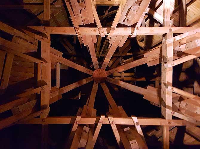 Holzturm statt Holzwurm