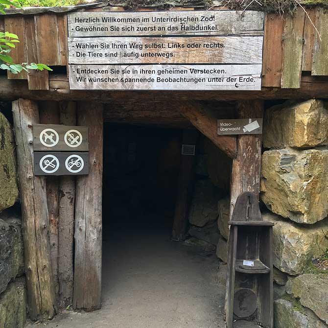 Unterirdischer Zoo Osnabrück