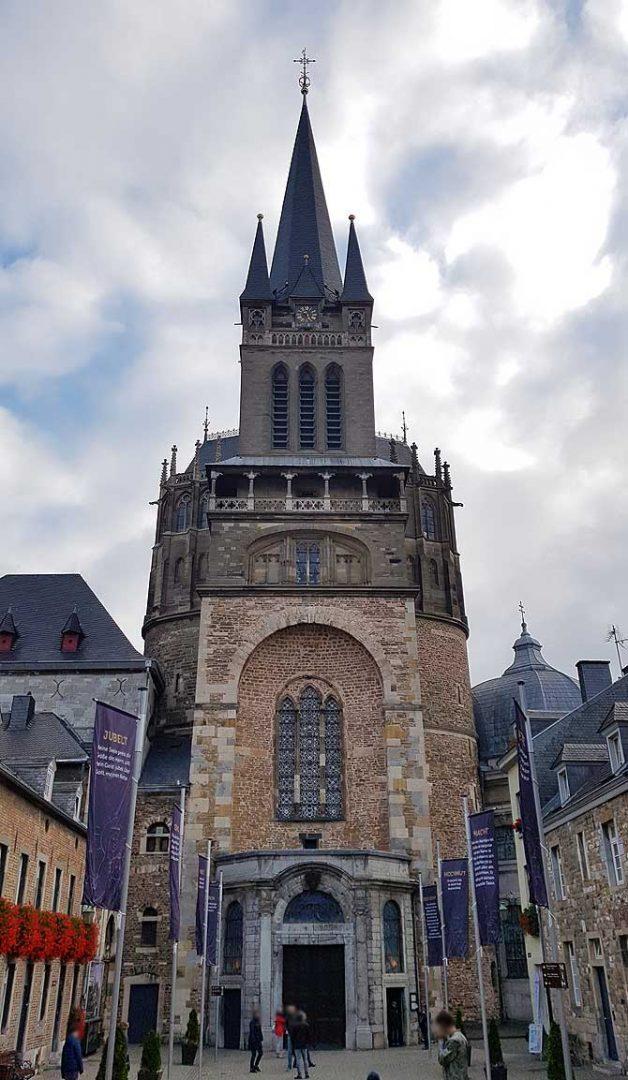 Er gehört zu den wichtigsten Sehenswürdigkeiten in Aachen