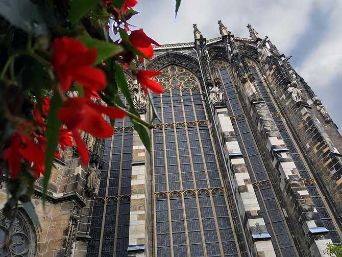 So schön ist der Aachener Dom