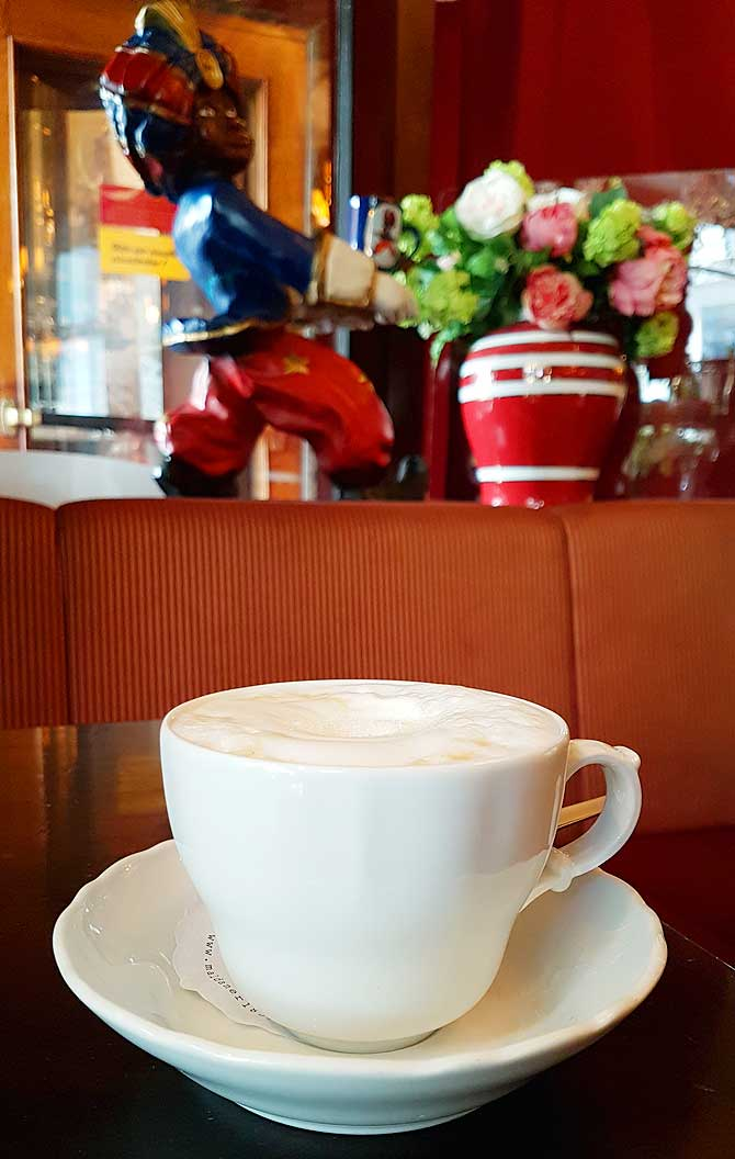 Kaffee aus der Kaffeerösterei Maldaner