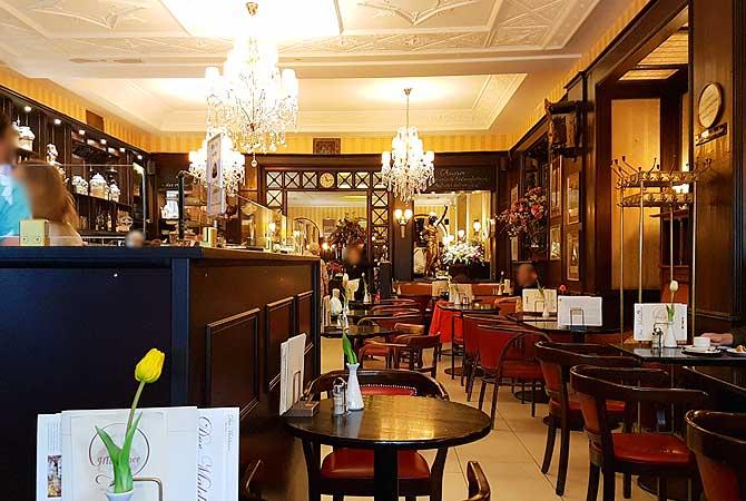 Erstes Wiener Kaffeehaus außerhalb Österreichs