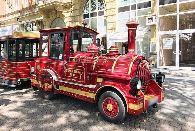 Die Stadtbahn Thermine