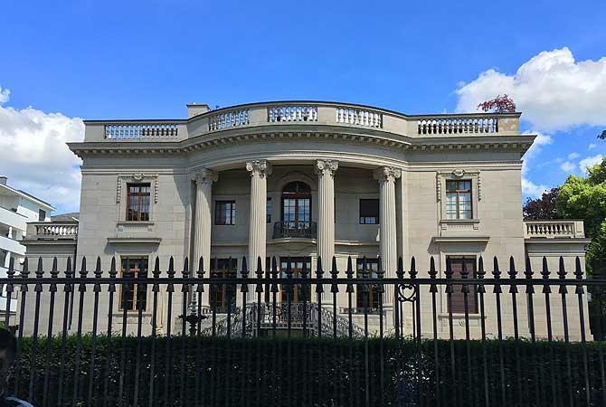 Weißes Haus Wiesbaden