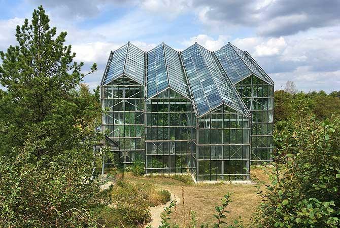 Botanischer Garten Osnabruck Grunstes Ausflugsziel Der Domstadt