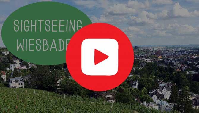 Alle top Sehenswürdigkeiten in Wiesbaden im Video