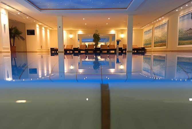 Pool Maritim Hotel Dresden