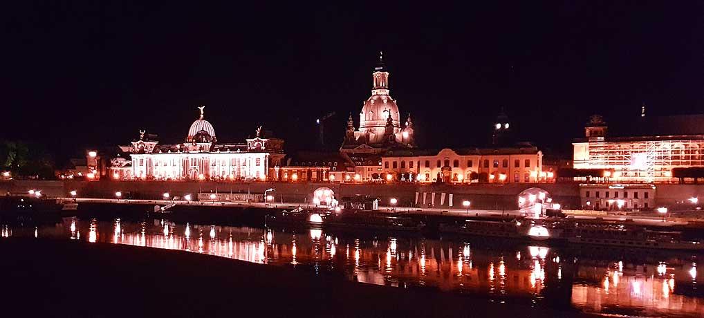 Vom Maritim Hotel Dresden aus hast du viele Sehenswürdigkeiten in Dresden gleich um die Ecke