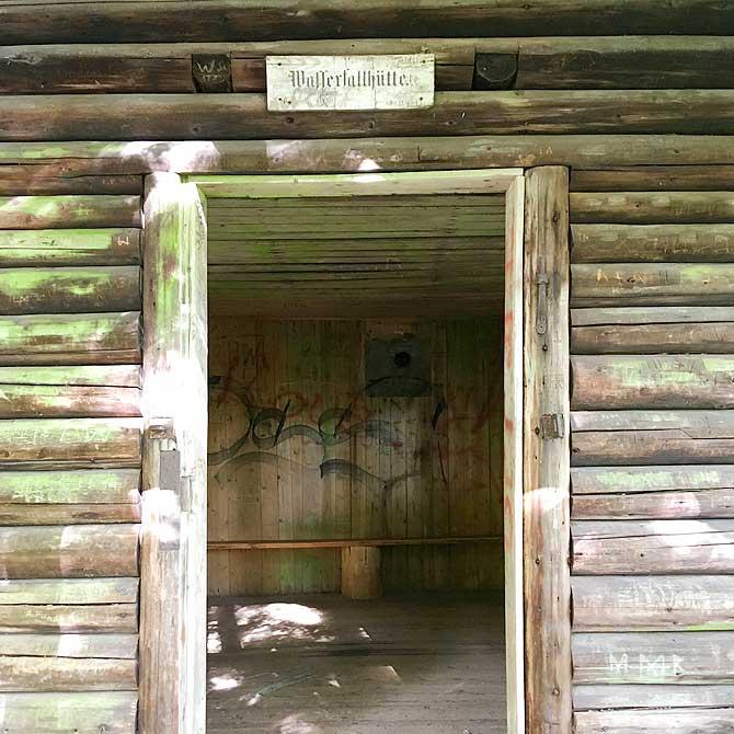 Wasserfallhütte Baiersbronn
