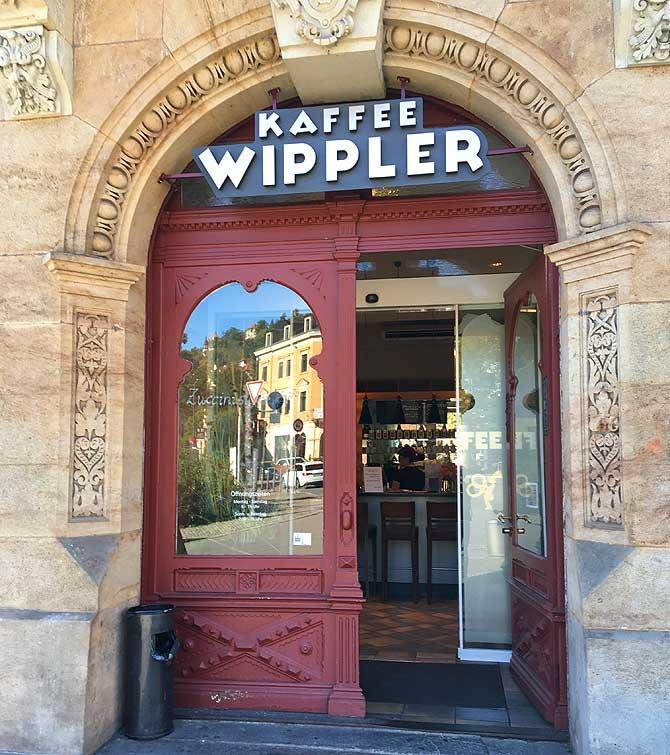 Kaffee Wippler am Körnerplatz