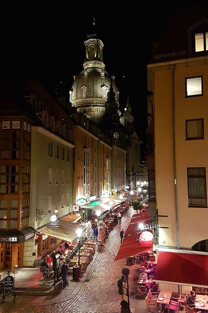 Instagram Hotspot Dresden